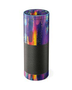 Kaleidoscope Brush Stroke Amazon Echo Skin