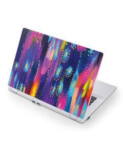 Kaleidoscope Brush Stroke Acer Chromebook Skin