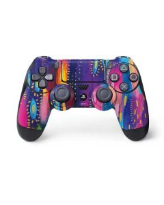 Kaleidoscope Brush Stroke PS4 Controller Skin