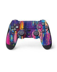 Kaleidoscope Brush Stroke PS4 Pro/Slim Controller Skin