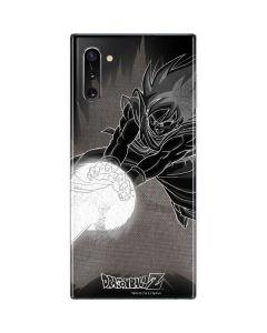 Kamehameha Galaxy Note 10 Skin
