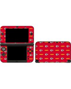 Kansas City Chiefs Blitz Series 3DS XL 2015 Skin