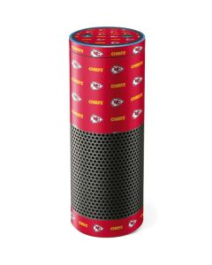 Kansas City Chiefs Blitz Series Amazon Echo Skin