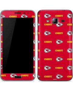 Kansas City Chiefs Blitz Series Galaxy J3 Skin