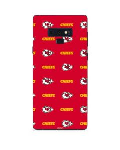 Kansas City Chiefs Blitz Series Galaxy Note 9 Skin
