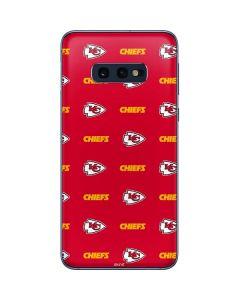Kansas City Chiefs Blitz Series Galaxy S10e Skin