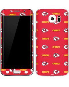 Kansas City Chiefs Blitz Series Galaxy S6 Edge Skin
