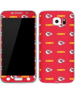 Kansas City Chiefs Blitz Series Galaxy S6 Skin