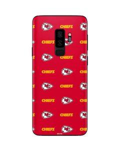 Kansas City Chiefs Blitz Series Galaxy S9 Plus Skin