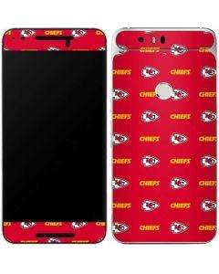 Kansas City Chiefs Blitz Series Google Nexus 6P Skin