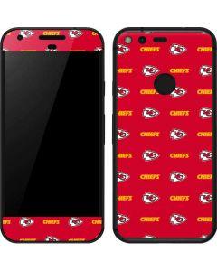 Kansas City Chiefs Blitz Series Google Pixel Skin