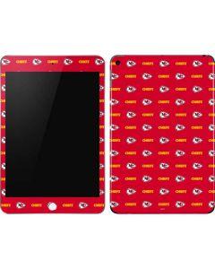 Kansas City Chiefs Blitz Series Apple iPad Mini Skin