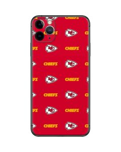 Kansas City Chiefs Blitz Series iPhone 11 Pro Max Skin