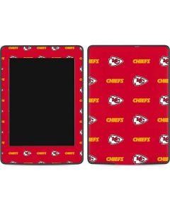 Kansas City Chiefs Blitz Series Amazon Kindle Skin