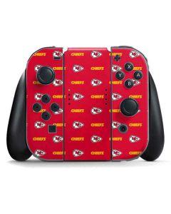 Kansas City Chiefs Blitz Series Nintendo Switch Joy Con Controller Skin