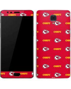 Kansas City Chiefs Blitz Series OnePlus 3 Skin