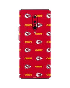 Kansas City Chiefs Blitz Series OnePlus 7 Pro Skin