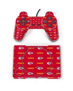 Kansas City Chiefs Blitz Series PlayStation Classic Bundle Skin