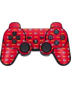 Kansas City Chiefs Blitz Series PS3 Dual Shock wireless controller Skin
