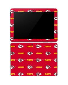 Kansas City Chiefs Blitz Series Surface Go Skin