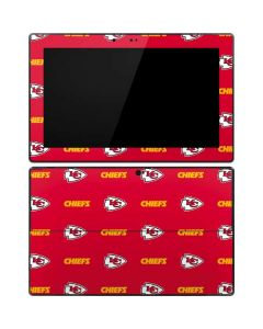 Kansas City Chiefs Blitz Series Surface RT Skin