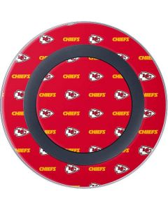 Kansas City Chiefs Blitz Series Wireless Charger Skin