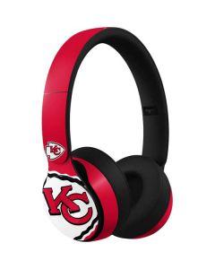 Kansas City Chiefs Large Logo Beats Solo Pro Skin