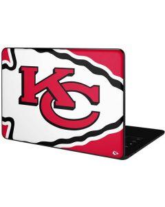 Kansas City Chiefs Large Logo Google Pixelbook Go Skin