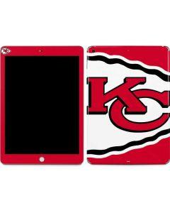 Kansas City Chiefs Large Logo Apple iPad Skin