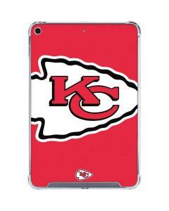 Kansas City Chiefs Large Logo iPad Mini 5 (2019) Clear Case
