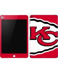 Kansas City Chiefs Large Logo Apple iPad Mini Skin