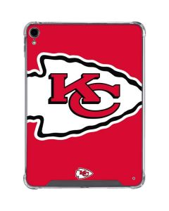 Kansas City Chiefs Large Logo iPad Pro 11in (2018-19) Clear Case