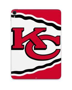 Kansas City Chiefs Large Logo Apple iPad Pro Skin