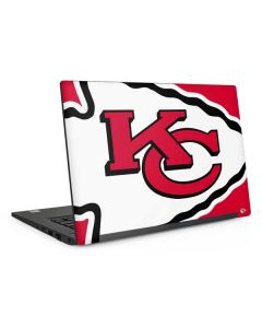 Kansas City Chiefs Large Logo Dell Latitude Skin