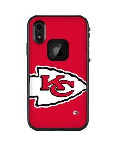 Kansas City Chiefs Large Logo LifeProof Fre iPhone Skin