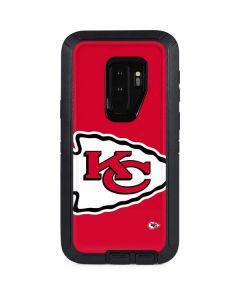 Kansas City Chiefs Large Logo Otterbox Defender Galaxy Skin