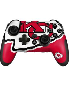 Kansas City Chiefs Large Logo PlayStation Scuf Vantage 2 Controller Skin