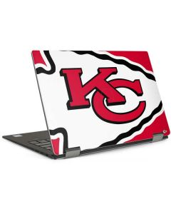 Kansas City Chiefs Large Logo Dell XPS Skin
