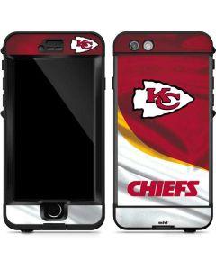 Kansas City Chiefs LifeProof Nuud iPhone Skin