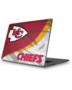 Kansas City Chiefs Apple MacBook Pro 17-inch Skin