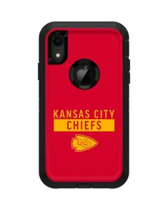 Kansas City Chiefs Red Performance Series Otterbox Defender iPhone Skin