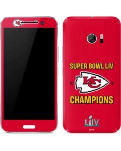 Kansas City Chiefs Super Bowl LIV Champions 10 Skin
