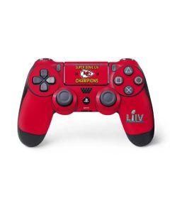 Kansas City Chiefs Super Bowl LIV Champions PS4 Pro/Slim Controller Skin