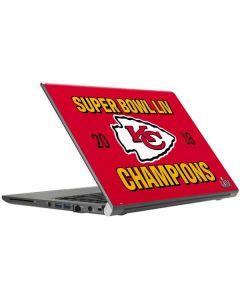 Kansas City Chiefs Super Bowl LIV Champions Tecra Z40 Skin