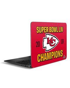 Kansas City Chiefs Super Bowl LIV Champions Zenbook UX305FA 13.3in Skin