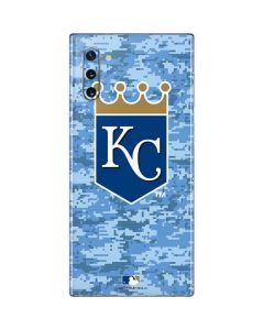 Kansas City Royals Digi Camo Galaxy Note 10 Skin