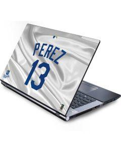 Kansas City Royals Perez #13 Generic Laptop Skin