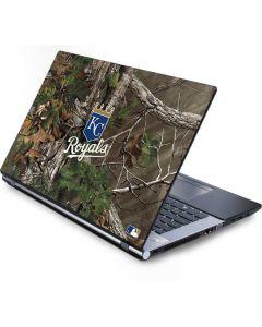 Kansas City Royals Realtree Xtra Green Camo Generic Laptop Skin