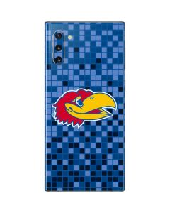 Kansas Jayhawks Digi Galaxy Note 10 Skin