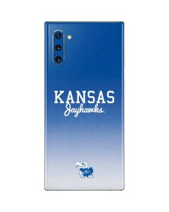 Kansas Jayhawks Galaxy Note 10 Skin